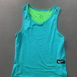 Nike Dri-Fit Mens Singlet Size Z VGC